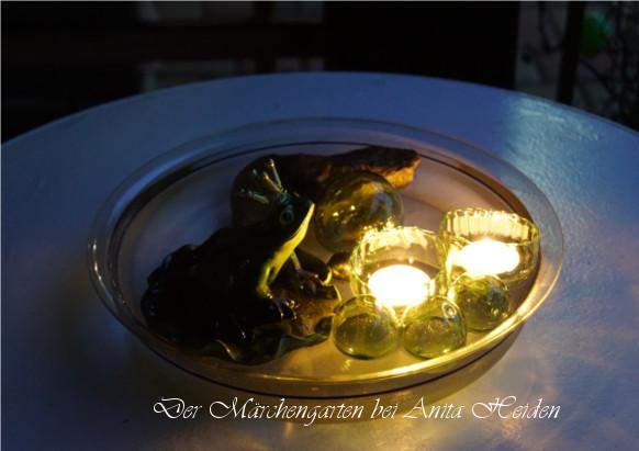 Märchenhafte Tischdekorationen