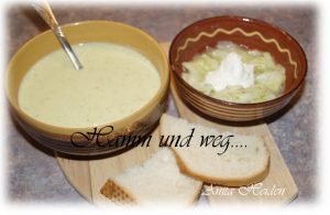 Brokkoli-Käse-Suppe